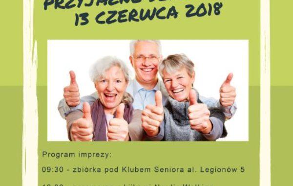 Kielce miasto przyjazne seniorom 13 czerwca 2018 r.