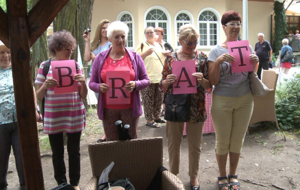 Seniorzy z Kielc udowodnili, że potrafią świetnie się bawić