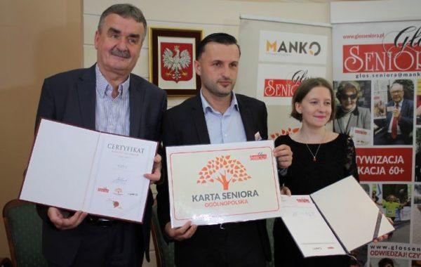 W Kielcach można już odebrać Kartę Seniora
