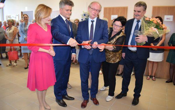 Otwarcie Klubu Seniora+ w Kielcach
