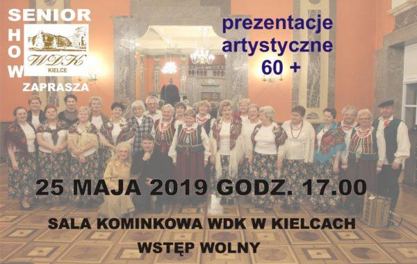 """Majowa edycja """"Senior Show"""" w WDK"""
